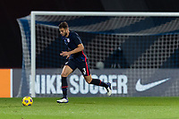 WIENER NEUSTADT, AUSTRIA - : Matt Miazga #3 of the United States moves with the ball during a game between  at Stadion Wiener Neustadt on ,  in Wiener Neustadt, Austria.