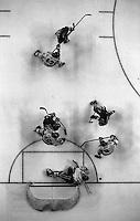 Pix:Michael Steele/SWpix...Ice Hockey, Sheffield, 1993...COPYRIGHT PICTURE>>SIMON WILKINSON..Ice Hockey, Sheffield, 1993.