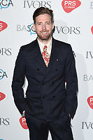 Ricky Wilson<br /> at The Ivor Novello Awards 2017, Grosvenor House Hotel, London. <br /> <br /> <br /> ©Ash Knotek  D3267  18/05/2017
