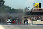 NHRA Mello Yello Drag Racing Series<br /> Summit Racing Equipment NHRA Nationals<br /> Summit Racing Equipment Motorsports Park, Norwalk, OH USA<br /> Sunday 25 June 2017 Antron Brown, Matco Tools, Top Fuel Dragster<br /> <br /> World Copyright: Will Lester Photography