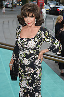 Dame Joan Collins<br /> arrives for the V&A Summer Party 2016, South Kensington, London.<br /> <br /> <br /> ©Ash Knotek  D3135  22/06/2016