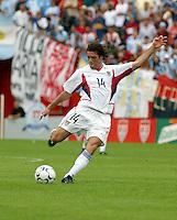 Ben Olsen, Argentina vs. USA, Miami, Fla.