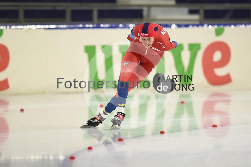 SCHAATSEN: HEERENVEEN: 21-11-2020, IJsstadion Thialf, Daikin NK ALLROUND, Bart de Vries, ©foto Martin de Jong