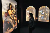 - Milano, mostra multimediale sul genio di Leonardo da Vinci a 500 anni dalla morte<br /> <br /> - Milan, multimedia exhibition on the genius of Leonardo da Vinci 500 years after his death
