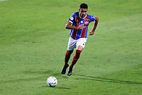 16th November 2020; Couto Pereira Stadium, Curitiba, Brazil; Brazilian Serie A, Coritiba versus Bahia; Matheus Bahia of Bahia