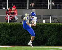 ATHENS, GA - OCTOBER 19: Christopher Rodriguez Jr. #24 of the Kentucky Wildcats is unable to catch a pass during a game between University of Kentucky Wildcats and University of Georgia Bulldogs at Sanford Stadium on October 19, 2019 in Athens, Georgia.