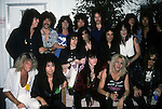 Frankie Banali, Carmine Appice, Jimmy Bain, Vinny Appice, Claude Schnell, Ronnie James Dio, Faster Pussycat, Kuni, Bobby Blotzer, Yngwie Malmsteen, Paul Shortino, Don Dokken