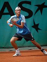 4-6-06, France, Paris, Tennis , Roland Garros, Thiemo de Bakker (NED)