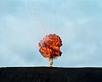 Untitled Explosion #9LF, 2007.