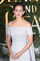 """Emma Watson<br /> arrives for the """"Beauty and the Beast"""" screening, St.James', London.<br /> <br /> <br /> ©Ash Knotek  D3234  23/02/2017"""