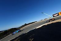 IMSA Continental Tire SportsCar Challenge<br /> Mazda Raceway Laguna Seca 240<br /> Mazda Raceway Laguna Seca<br /> Monterey, CA USA<br /> Saturday 23 September 2017<br /> 99, Aston Martin, Aston Martin Vantage, GS, Al Carter, Steven Phillips<br /> World Copyright: Michael L. Levitt<br /> LAT Images