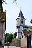 Evangelische Kirche in Harxheim, Rheinhessen, 15./19. Jh.