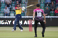Ryan ten Doeschate hits 4 runs for Essex during Somerset vs Essex Eagles, Vitality Blast T20 Cricket at The Cooper Associates County Ground on 9th June 2021
