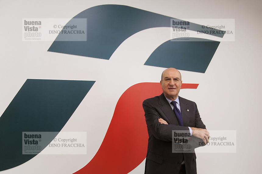 - Michele Mario Elia, Amministratore Delegato FS<br /> <br /> - Michele Mario Elia, CEO FS