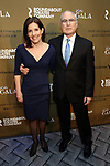 Tamara Haimes and Todd Haimes attends the Roundabout Theatre Company's 2019 Gala honoring John Lithgow at the Ziegfeld Ballroom on February 25, 2019 in New York City.