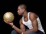 Miami Heat All-Star Guard Dwayne Wade photographed at his Miami, Florida home for People Magazine on June 4, 2006.