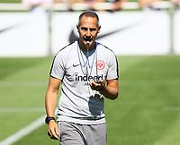 Trainer Adi Hütter (Eintracht Frankfurt) - 24.07.2018: Eintracht Frankfurt Training, Commerzbank Arena