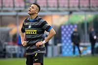 inter-genoa - milano 28 febbraio 2021 - 24° giornata Campionato Serie A - nella foto: sanchez alexis