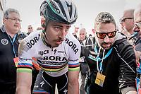 Peter Sagan (SVK/Bora-Hansgrohe) after finishing the race<br /> <br /> 101th Ronde Van Vlaanderen 2017 (1.UWT)<br /> 1day race: Antwerp › Oudenaarde - BEL (260km)