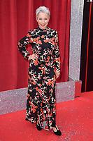 Sarah Moyle<br /> arriving for the British Soap Awards 2018 at the Hackney Empire, London<br /> <br /> ©Ash Knotek  D3405  02/06/2018