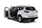 Car images of 2017 Chevrolet Traverse LS-FWD 5 Door SUV Doors
