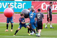 Spain's  during training session. June 5,2018.(ALTERPHOTOS/Acero) /NortePhoto.com NORTEPHOTOMEXICO