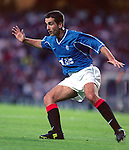 Paul Ritchie playing for Rangers, 1999