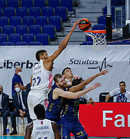 2021.02.02 ACB Real Madrid Baloncesto VS UCAM