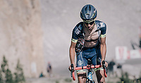 Guillaume Martin (FRA/Wanty-Groupe Gobert) up the Col d'Izoard (HC/2360m/14.1km/7.3%)<br /> <br /> 104th Tour de France 2017<br /> Stage 18 - Briancon › Izoard (178km)