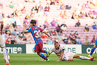29th August 2021; Nou Camp, Barcelona, Spain; La Liga football league, FC Barcelona versus Getafe; Gavi of FC Barcelona