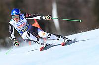 18th February 2021; Cortina d'Ampezzo, Italy; FIS Alpine World Ski Championships 2021 Cortina Women's Giant Slalom; Petra Vlhova (SVK)