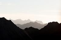 Taken on a hike of Handies Peak from American Basin