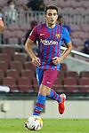 FC Barcelona's Eric Garcia during La Liga match. August 15, 2021. (ALTERPHOTOS/Acero)