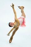 TAIPEI, TAIWAN - JANUARY 25:  Zijun Li of China performs her routine at the Ladies Free Skating event during the Four Continents Figure Skating Championships on January 25, 2014 in Taipei, Taiwan.  Photo by Victor Fraile / Power Sport Images *** Local Caption *** Zijun Li