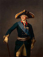 Portrait of the Emperor Paul I of Russia (1754-1801)<br /> Artist: Shchukin, Stepan Semyonovich(1762-1828)<br /> Museum:State Hermitage, St. Petersburg<br /> Method:Oil on canvas<br /> Created:1797<br /> School:Russia<br /> Category:Portrait<br /> Tsar's Family. House of Romanov<br /> Trend in art:Russian Art of 18th cen.