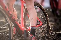 'sticky mud' <br /> <br /> 82nd Druivencross Overijse 2019 (BEL)<br />  <br /> ©kramon