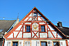 Fachwerkgiebel<br /> <br /> half-timbered gable