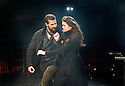 The Crucible by Arthur Miller, directed by Yael Farber. With Richard Armitage as John Proctor, Samantha Corley as Abigail Williams. Opens at The Old Vic Theatre  on 3/7/14  pic Geraint Lewis