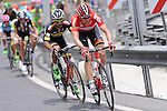 Adam Hansen (AUS) Lotto-Soudal during Stage 7 of the 2015 Presidential Tour of Turkey running 166km from Selcuk to Izmir. 2nd May 2015.<br /> Photo: Tour of Turkey/Mario Stiehl/www.newsfile.ie