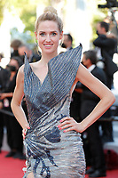 """CANNES, FRANCE - JULY 14: Wilma Elles at the """"A Felesegam Tortenete/The Story Of My Wife"""" screening during the 74th annual Cannes Film Festival on July 14, 2021 in Cannes, France.<br /> CAP/GOL<br /> ©GOL/Capital Pictures"""