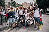 104th Tour de France 2017<br /> Stage 13 - Saint-Girons › Foix (100km)