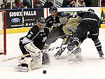 Fargo Force at Sioux Falls Stampede Hockey