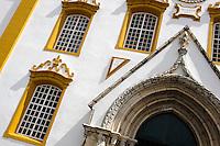 Iglesia Matriz in Praia da Vitoria auf der Insel Terceira, Azoren, Portugal