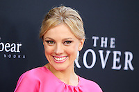 WESTWOOD, LOS ANGELES, CA, USA - JUNE 12: Bar Paly at the Los Angeles Premiere Of A24's 'The Rover' held at Regency Bruin Theatre on June 12, 2014 in Westwood, Los Angeles, California, United States. (Photo by Xavier Collin/Celebrity Monitor)