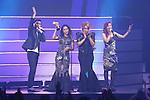 (L-R) Zeebra, TLC, DJ KAORI, Jun 22, 2013 : MTV VMAJ (VIDEO MUSIC AWARDS JAPAN) 2013 at Makuhari Messe in Chiba, Japan. (Photo by AFLO)