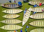 Traditional boat market by Mustasinur Rahman Alvi