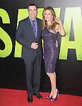 John Travolta and Kelly Preston at The Universal Pictures' World Premiere of SAVAGES held at The Grauman's Chinese Theatre in Hollywood, California on June 25,2012                                                                               © 2012 Hollywood Press Agency