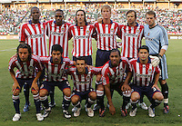 Chivas USA.  Santos Laguna vs Chivas USA during the 1st round of the 2008 SuperLiga at Home Depot Center stadium, in Carson, California on Wednesday, July 16, 2008.