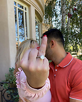 SEP 12 Pop star  Britney Spears  has announced her engagement to longtime boyfriend Sam Asghari.  Sp