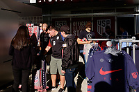 Harrison, NJ - Friday Sept. 01, 2017: US Soccer  prior to a 2017 FIFA World Cup Qualifier between the United States (USA) and Costa Rica (CRC) at Red Bull Arena.